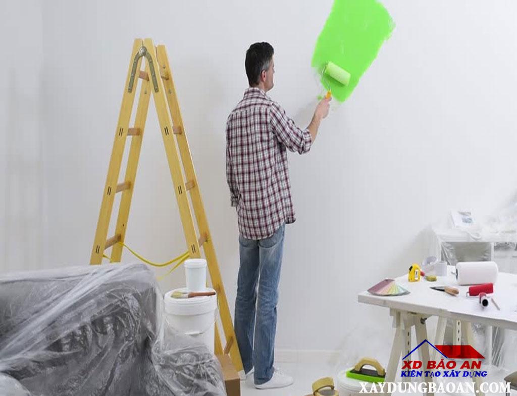 Công ty sơn nhà trọn gói