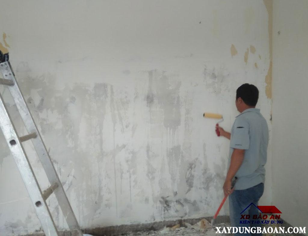 Dịch vụ sơn lại chung cư