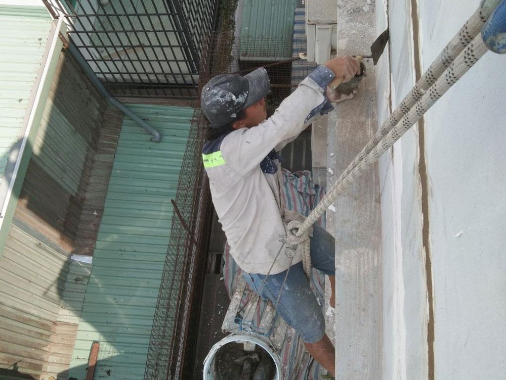 Dịch vụ sơn lại nhà trọn gói