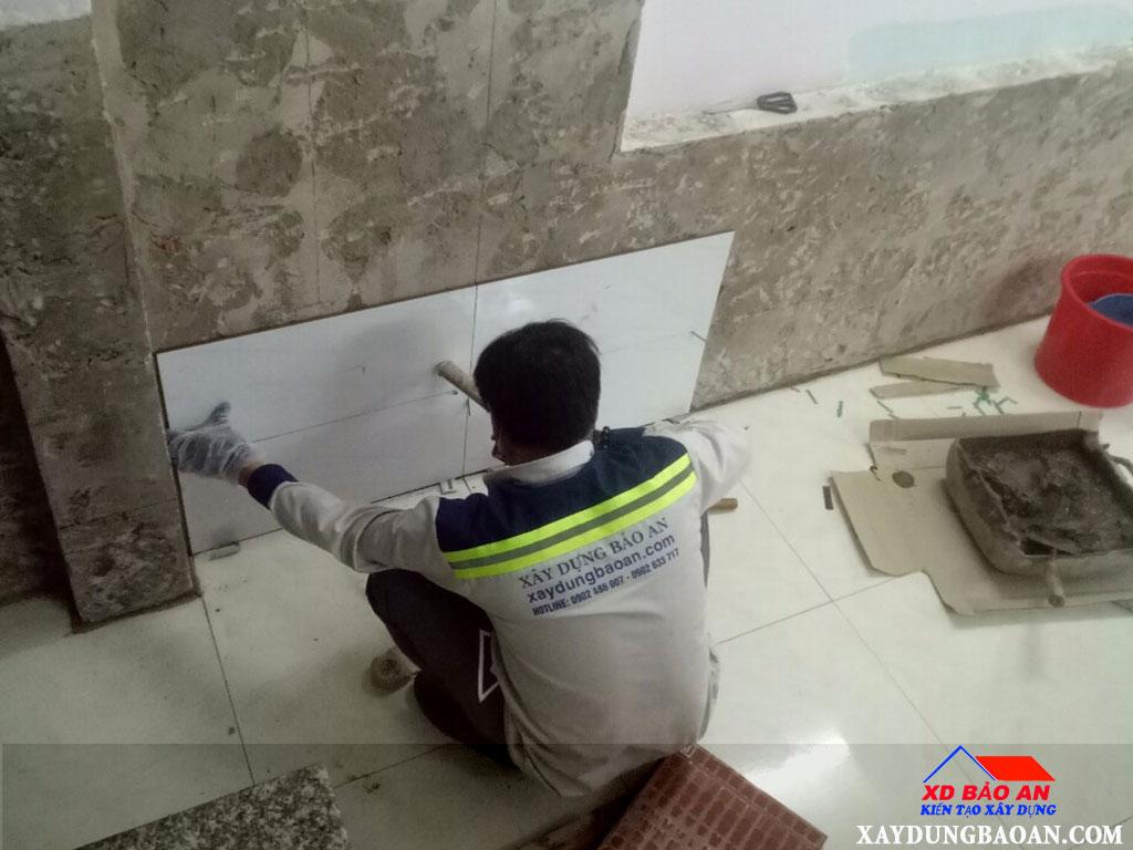 Báo giá sửa nhà trọn gói