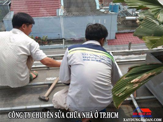 Công ty báo giá sửa nhà trọn gói