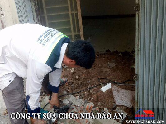 Sửa nhà trọn gói