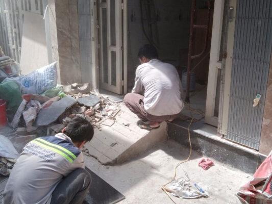 Dịch vụ sửa nhà giá rẻ trọn gói