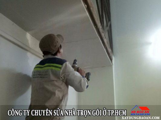 Công ty cung cấp dịch vụ sửa nhà trọn gói