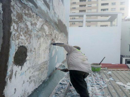 công ty chống thấm tường