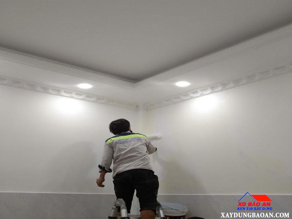 Thợ sơn nhà trọn gói