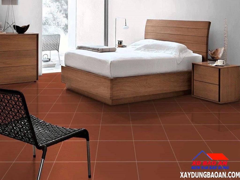 Mẫu gạch ốp lát nền phòng ngủ đẹp nhất 2020