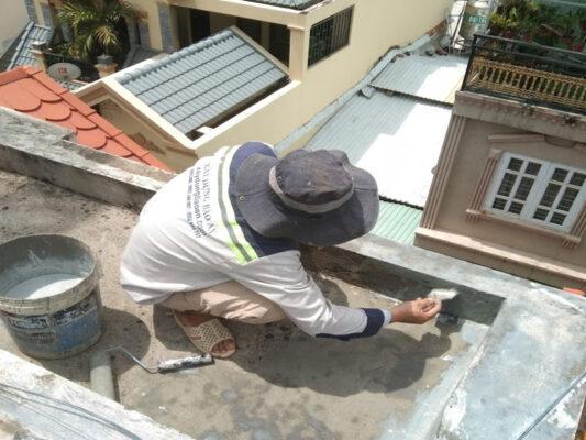 Dịch vụ chống thấm sàn mái