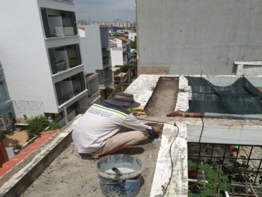 thợ sửa chữa nhà quận 12
