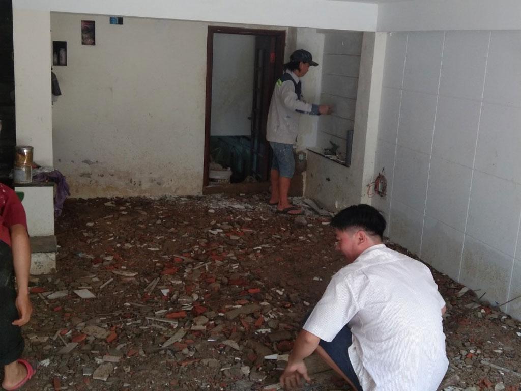 Dịch vụ sửa chữa nhà quận 2 trọn gói