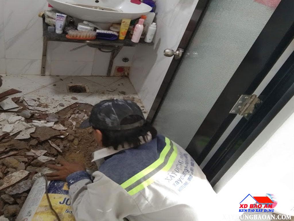 Dịch vụ sửa chữa nhà quận 3 trọn gói