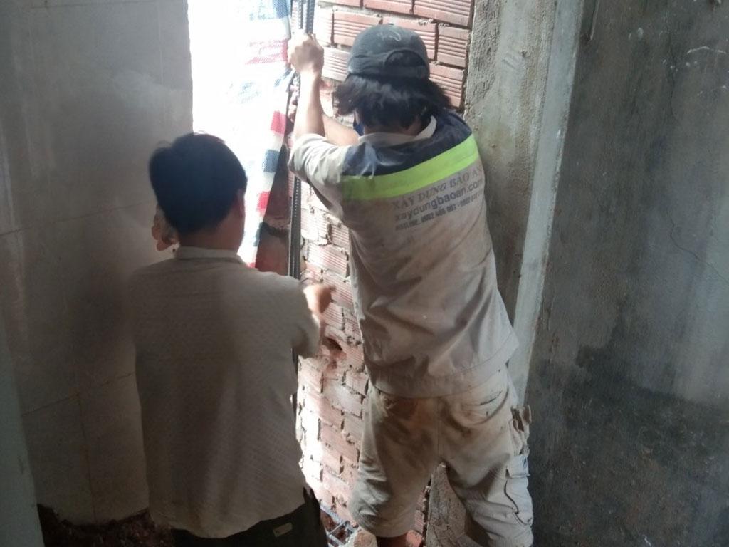 Dịch vụ sửa chữa nhà quận 5 giá rẻ