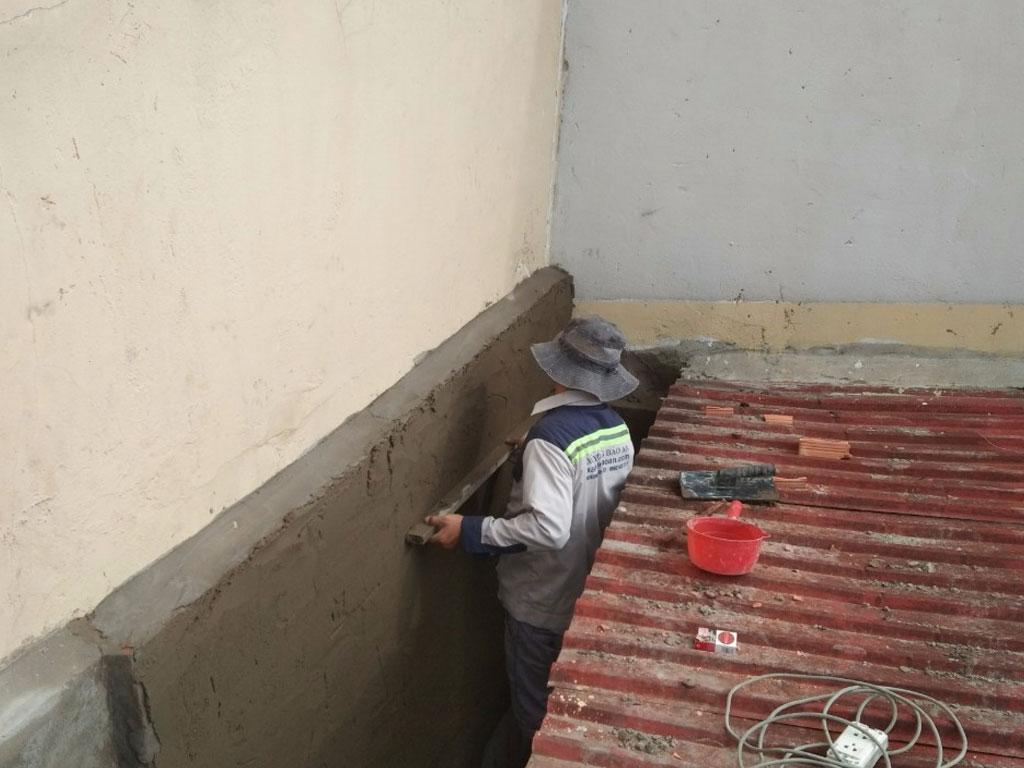 Dịch vụ sửa chữa nhà quận 12