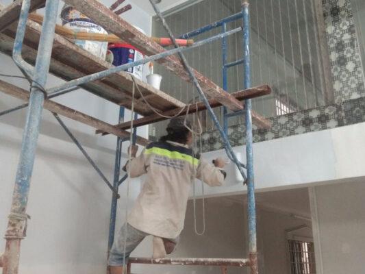 Dịch vụ sơn nhà quận 1 trọn gói