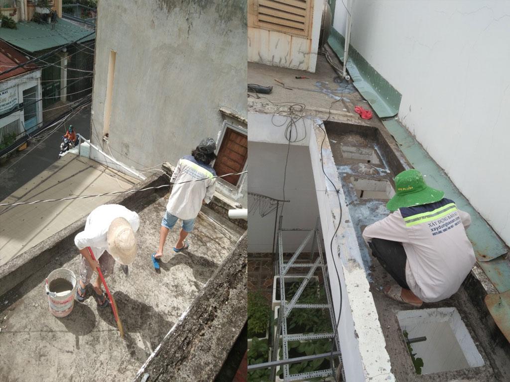 Dịch vụ sửa chữa nhà quận 7 Trọn gói giá rẻ