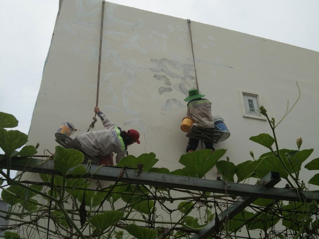 Dịch vụ sửa chữa nhà quận 8 trọn gói