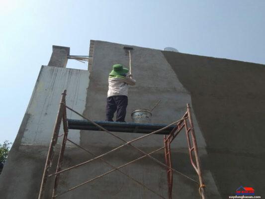 Dịch vụ chống thấm tại quận Bình Tân