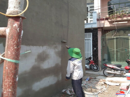 Dịch vụ chống thấm tại quận Bình Thạnh