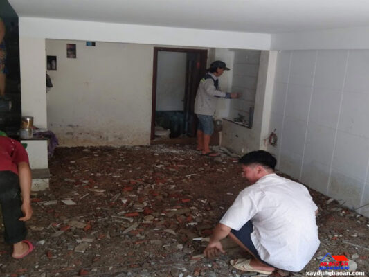 Dịch vụ sửa chữa nhà tại quận 12