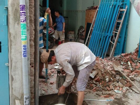Dịch vụ sửa chữa nhà tại quận 9