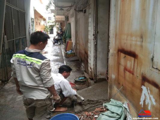 Dịch vụ sửa chữa nhà tại quận Bình Thạnh