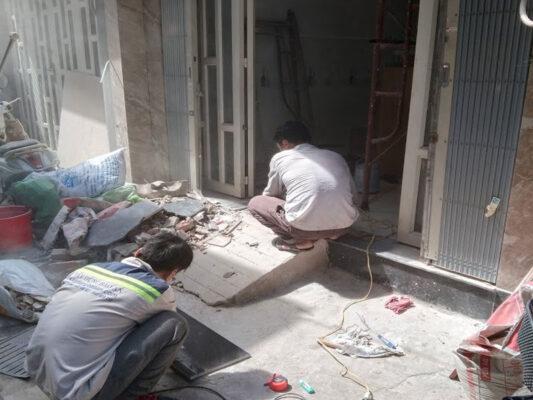 Dịch vụ sửa chữa nhà tại quận Gò Vấp