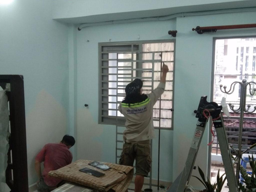 Dịch vụ sơn nhà tại quận 4 Giá rẻ trọn gói