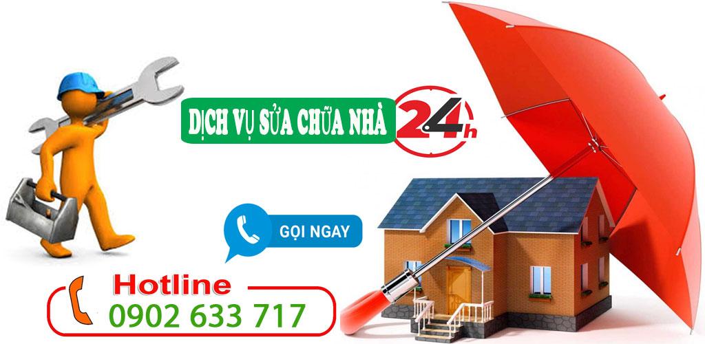 Dịch vụ sửa chữa nhà tại quận 10 giá rẻ uy tín