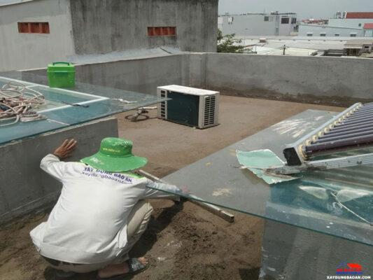 Dịch vụ chống thấm mái nhà