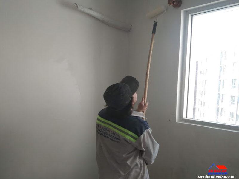 Dịch vụ sơn nhà tại quận Gò Vấp