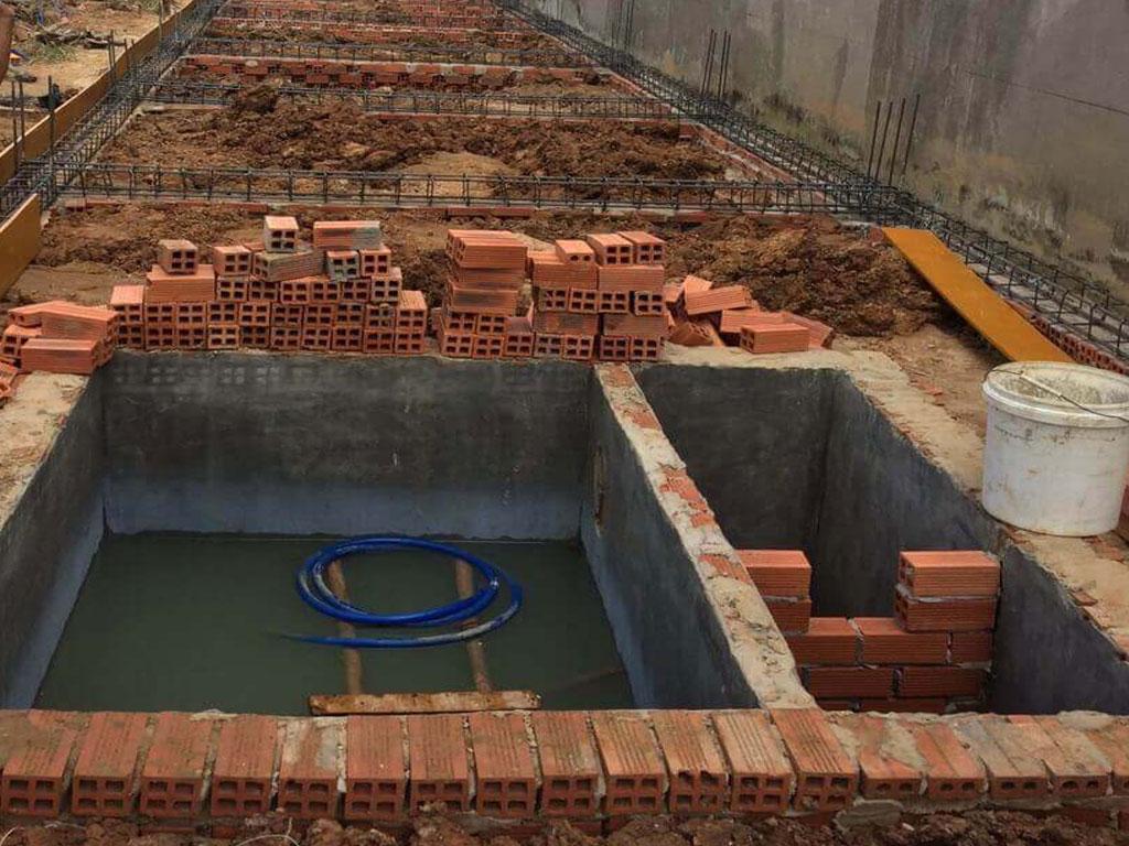 Báo giá xây dựng nhà trọ trọn gói tại Tp.HCM