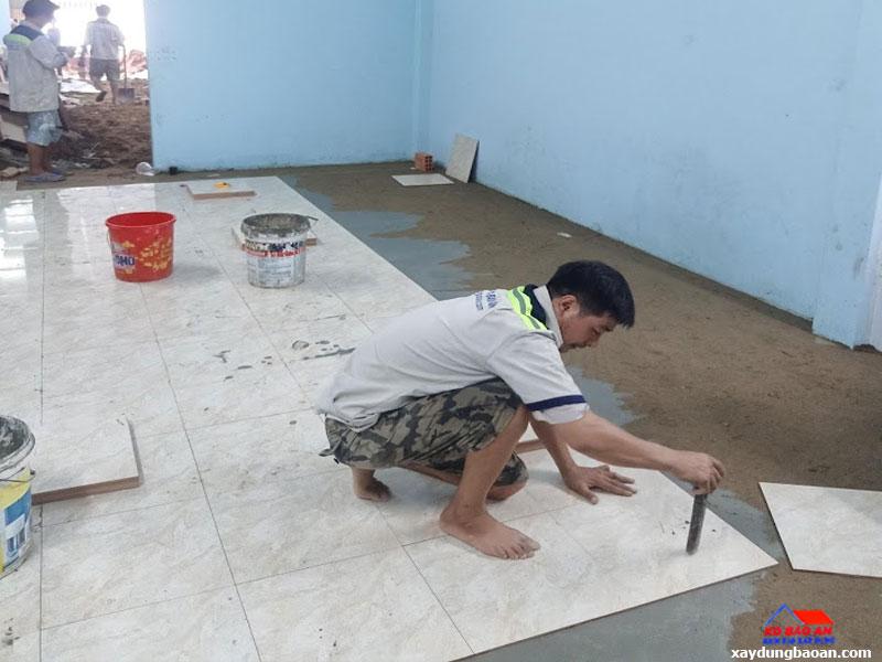 Công trình chống thấm nhà vệ sinh quận 12