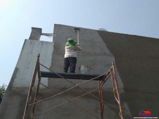 Công trình thợ chống thấm tường quận 7