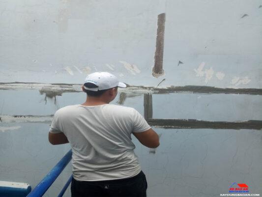 Công trình thợ chống thấm tường quận 8