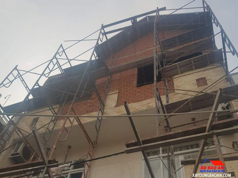Dịch vụ sửa nhà nâng tầng tại TPHCM