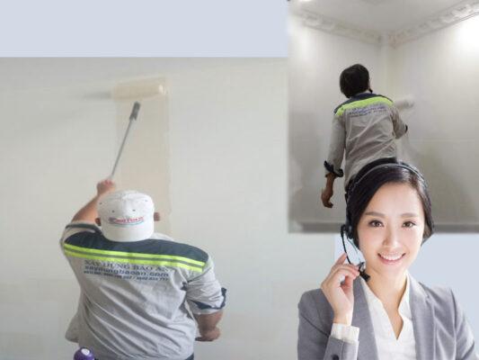 Đơn giá sơn nhà 2021