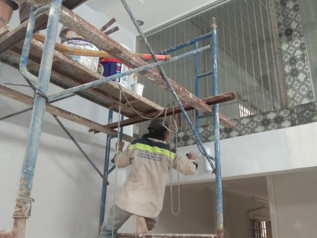 Mẫu hợp đồng sơn nhà mới nhất năm 2021